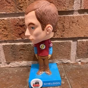 Sheldon Big Bang Theory Bobblehead 7""